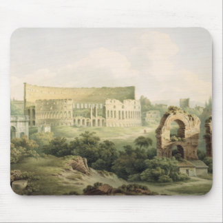 The Colosseum, Rome, 1802 (w/c over graphite on wo Mouse Mat