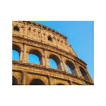 The Colosseum, Rome Gallery Wrapped Canvas