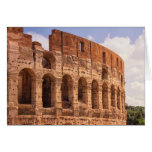 The Colosseum Rome Greeting Card
