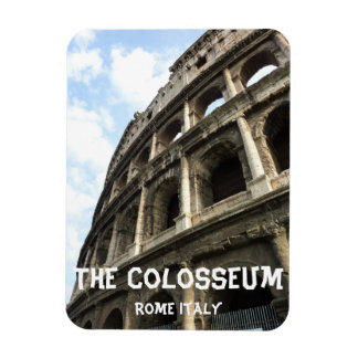 The Colosseum Rome Italy Magnet