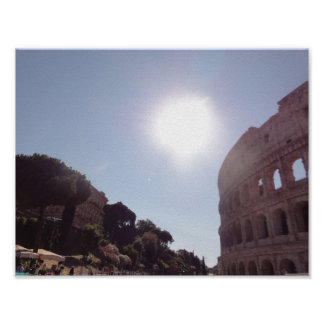 The Colosseum (Rome) Poster