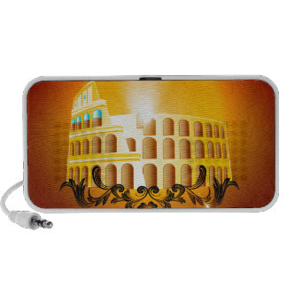 The Colosseum Portable Speakers