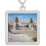 The Colossi of Memnon, statues of Amenhotep Pendant