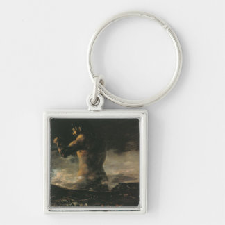 The Colossus, c.1808 Key Ring