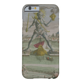 The Colossus of Rhodes, detail of the statue strad Barely There iPhone 6 Case