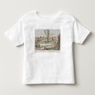 The Colossus of Rhodes, second Wonder of the World Toddler T-Shirt