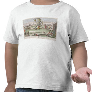 The Colossus of Rhodes, second Wonder of the World T Shirts