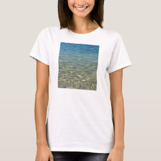 The Colour of Sea Women's Hanes T-Shirt
