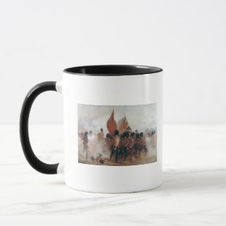The Colours: advance of the Scots Guards Mug