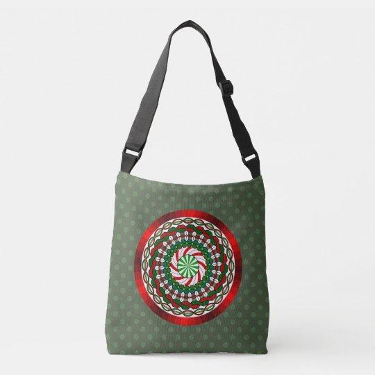 The Colours of Christmas All-Over-Print Bag