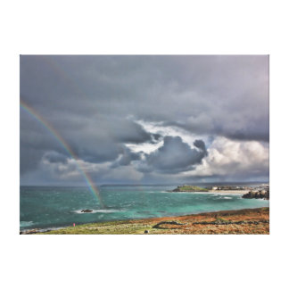 The Colours Of Cornwall Canvas Print