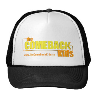 The Comeback Kids trucker hat