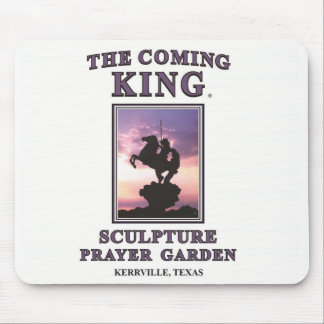 The Coming King - Mouse Pad