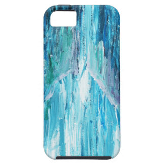 The Coming (religious abstract expressionism) Tough iPhone 5 Case