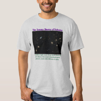 The Comma Cluster of Galaxies T-shirts