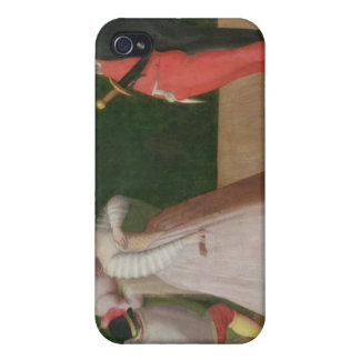 The Commedia dell'Arte Company iPhone 4/4S Cover