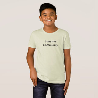 The Community Funny Ironic Kids School T-Shirt