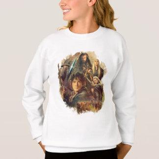The Company and Elves of Mirkwood Sweatshirt