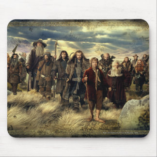 The Company Framed Mouse Mat
