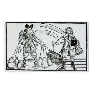 The Complaint of M, Tenter-hooke the Projector Poster