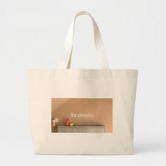 The Complex Jumbo Tote Jumbo Tote Bag