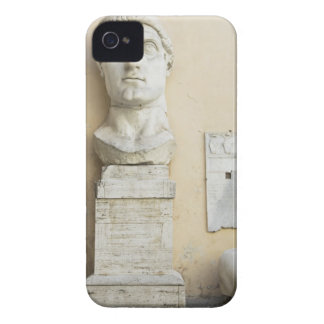 The components of a giant statue of Emperor Case-Mate iPhone 4 Case