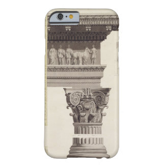 The Composite Order (w/c, wash, pen and black ink Barely There iPhone 6 Case