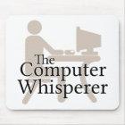 The Computer Whisperer Mouse Mat