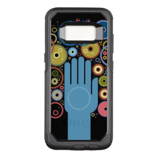 The concept of motion OtterBox commuter samsung galaxy s8 case
