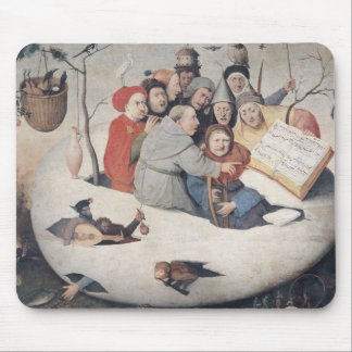 The Concert in the Egg Mouse Mat