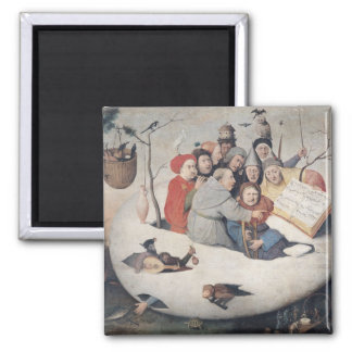 The Concert in the Egg Square Magnet