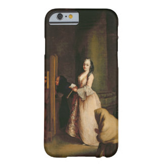 The Confession, c.1755 (oil on canvas) Barely There iPhone 6 Case
