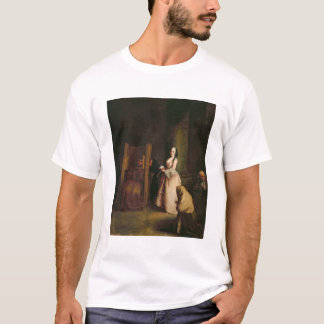The Confession, c.1755 (oil on canvas) T-Shirt