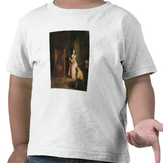 The Confession, c.1755 (oil on canvas) Shirts