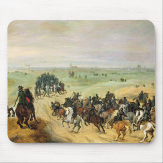 The Confrontation, 1600 Mouse Mat