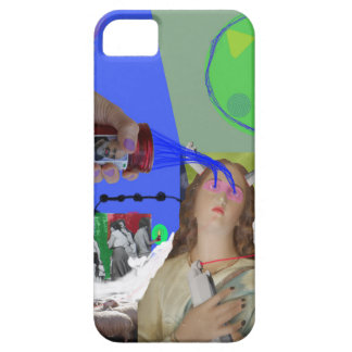 The confusion of Mary iPhone 5 Case