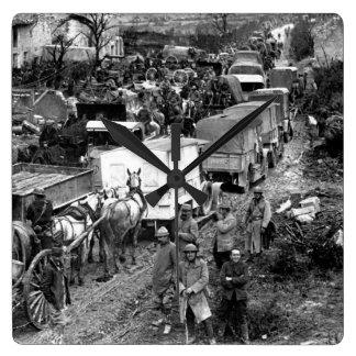 The congestion of traffic on raods_War image Wallclocks