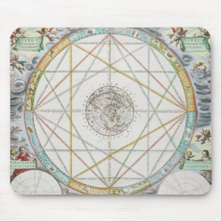 The Conjunction of the Planets Mouse Mat
