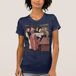 The Conjurer Detail. By Hieronymus Bosch Shirts