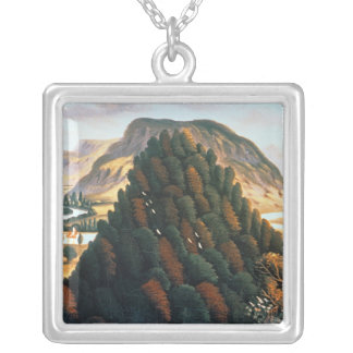The Connecticut Valley Silver Plated Necklace