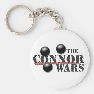 The Connor Wars Logo Keychain