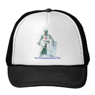 The Conquering Hero Pub Hats
