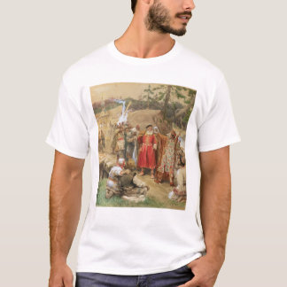 The Conquest of the New Regions in Russia, 1904 T-Shirt