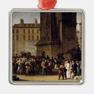 The Conscripts of 1807 Christmas Ornament