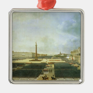 The Consecration of the Alexander Column Christmas Ornament