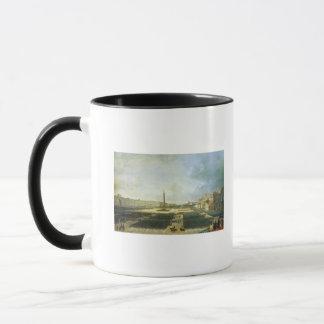 The Consecration of the Alexander Column Mug