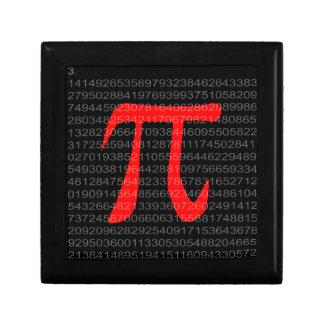 The Constant Pi Gift Box