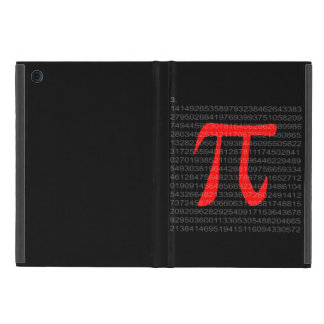 The Constant Pi iPad Mini Cover