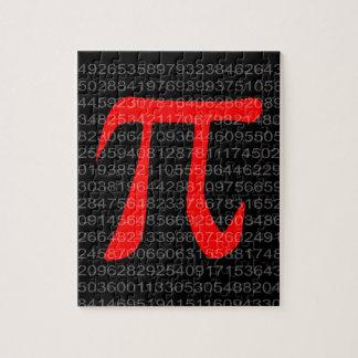 The Constant Pi Puzzle