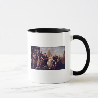 The Continence of Scipio  1643 Mug